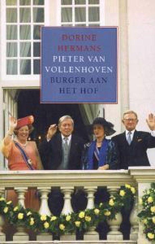 Pieter van vollenhoven. burger aan het hof - D. Hermans |