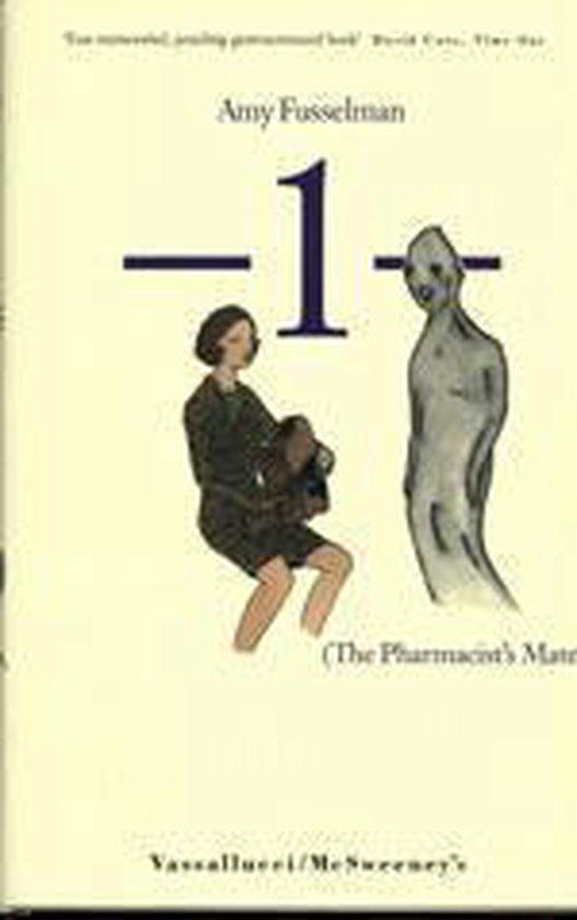 Cover van het boek '- 1 -' van Amy Fusselman