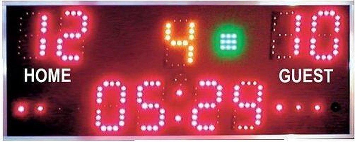 Taktisport Scorebord Multi Sports Standaard - Scorebord - Indoor