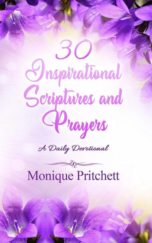 30 Inspirational Scriptures And Prayers