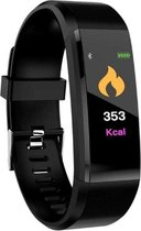 Smart Sport Horloge - Watch - Hardloop Armband - Stappenteller - Hartslagmeter - Bloeddrukmeter - Activity Tracker - Bluetooth - Waterdicht - Gezond - Fitness - 2020 model - USB