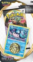 Pokémon Sword & Shield Rebel Clash Checklane - Mantine - Pokémon Kaarten
