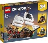 LEGO Creator Piratenschip - 31109