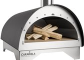 Carawela minimo pizza oven hout gestookt
