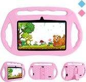 Kindertablet - tablet 7 inch - 16 GB - Inclusief kinderhorloge - Roze