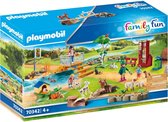 PLAYMOBIL Family Fun Grote kinderboerderij - 70342