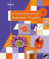 Boek cover Van Dale Beeldwoordenboek Nederlands/Español van Hans de Groot (Paperback)