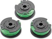3x reservespoel draad 36 V xx m/2,0 mm (LTR 36-33)