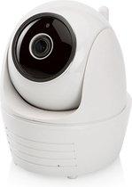 SecuFirst CAM114 Draadloze IP camera - binnen - Pan/Tilt - 10M nachtzicht - FHD 1080P