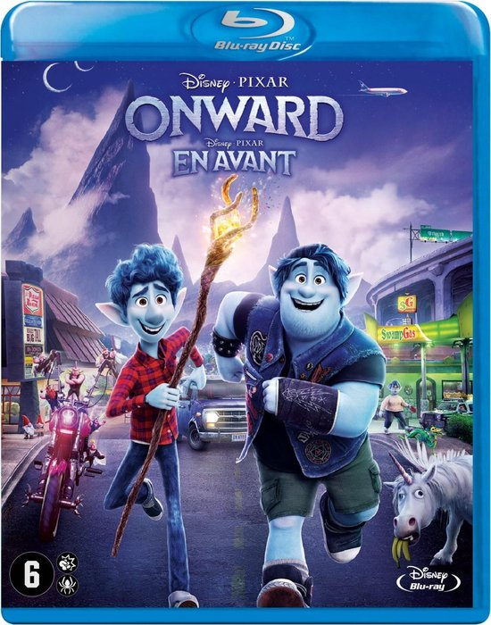 Onward (Blu-ray)