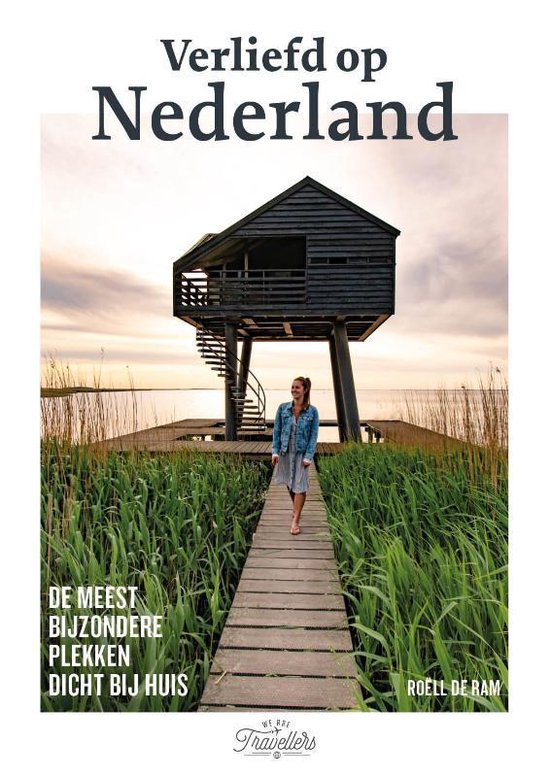 Boek cover Verliefd op Nederland van Roëll de Ram (Hardcover)