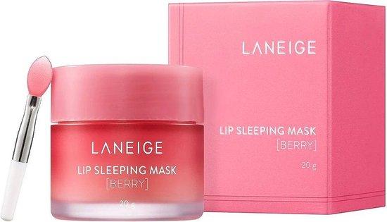 Lip Sleeping Mask Berry - Lipslaapmasker van Laneige