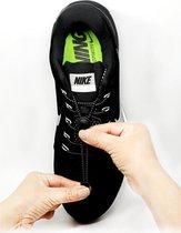 Elastische Schoenveters - Schoenen & Kleding - Sport - Anti-losse veters | Zwart
