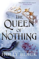Boek cover The Queen of Nothing (The Folk of the Air #3) van Holly Black (Paperback)