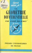 La géométrie différentielle