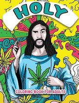 HOLY Coloring Book for Adults