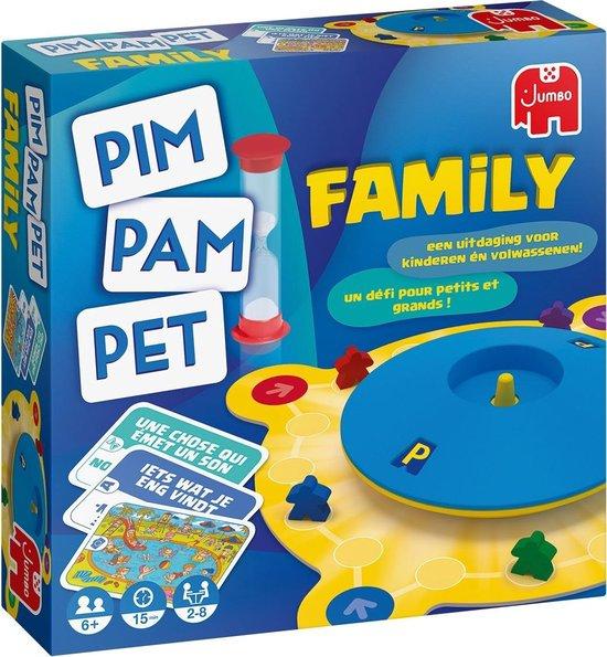 Spel Pim Pam Pet Family
