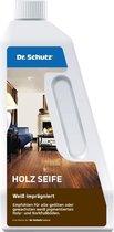 Dr. Schutz Wood Soap Wipe Care voor houten vloeren, wit - 750 ml