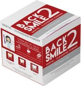 Back 2 Smile Smokers / Witte Tandpoeder - Tand poeder - voor witte tanden - ook voor rokers en koffie drinkers / aanslag - Tanden bleken