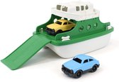 Green Toys - Veerboot met 2 auto's