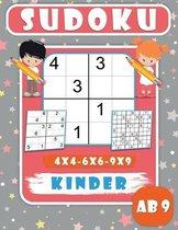 Sudoku Kinder Ab 9