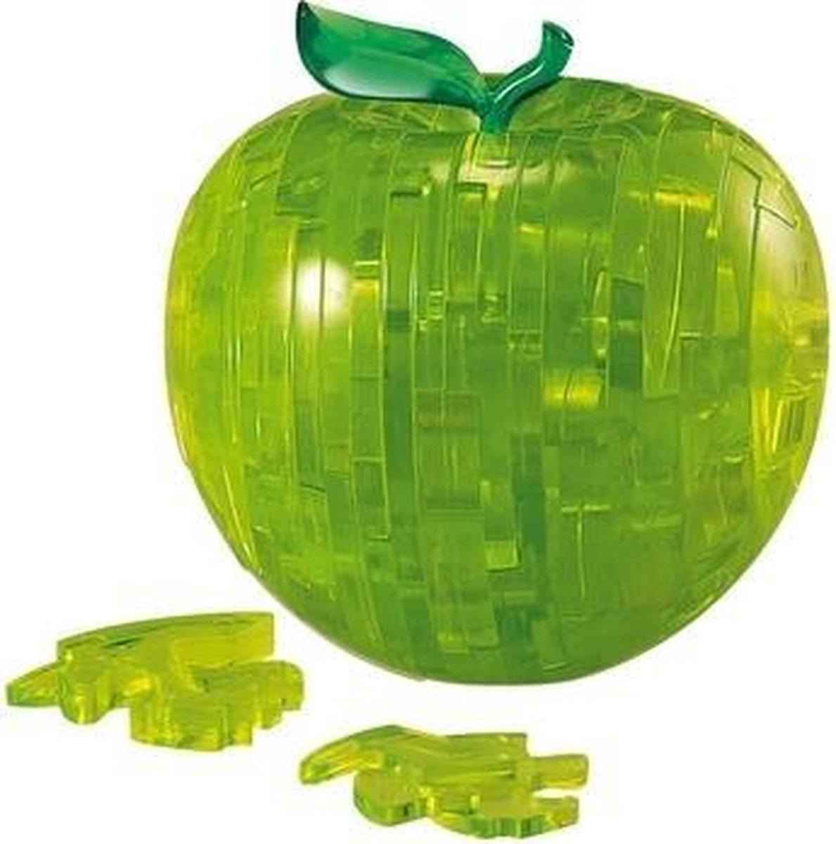 Kristallen 3D puzzel: Appel (44)