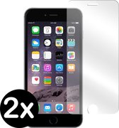 iPhone SE 2020 Screenprotector Gehard Glas Tempered Glass - 2 PACK