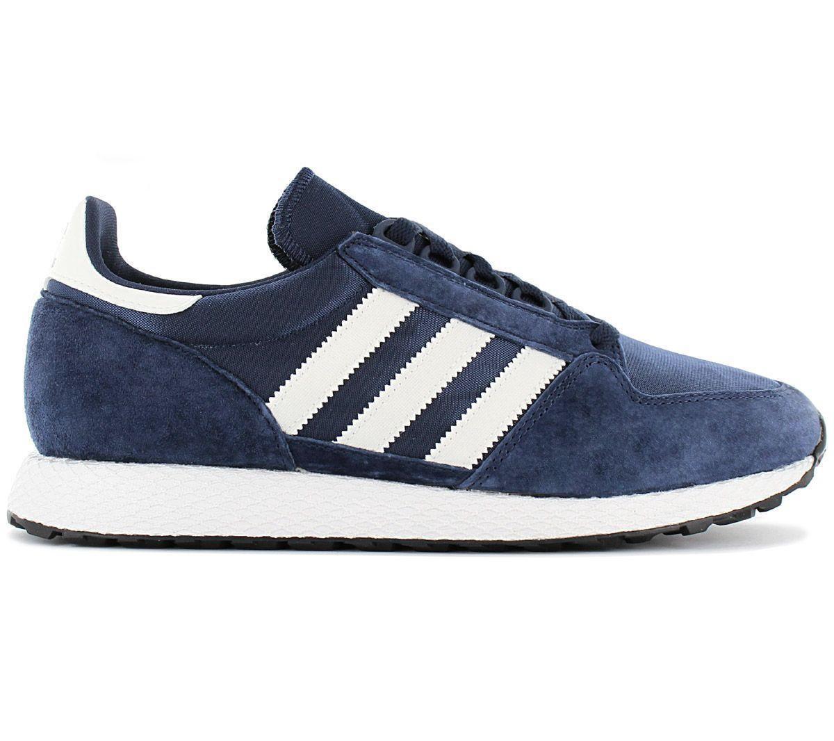 Adidas Mannen Blauw 43 13