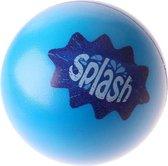 Free And Easy Water-stuiterbal Splash 9,5 Cm Blauw