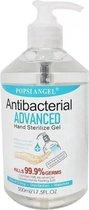 Desinfecterende handgel | Alcohol | Extra Hygiene | 500 ml
