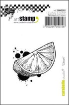 Carabelle cling stamp mini citron