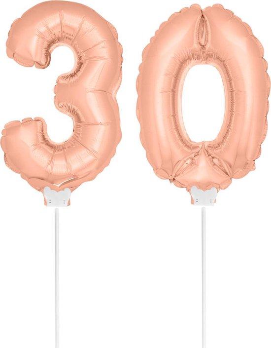 Folie Ballon Rosé Goud