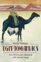 Boek cover Egyptomaniacs van Nicky Nielsen