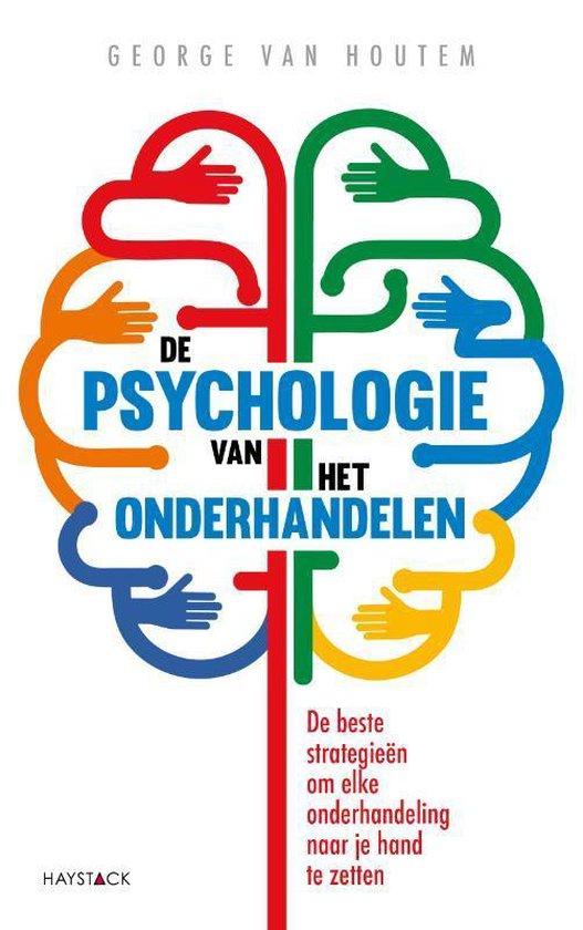 De psychologie van het onderhandelen - George van Houtem  