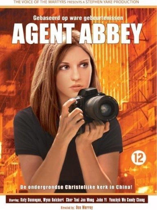 Cover van de film 'Agent Abbey'