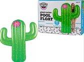 Cactus Pool Float – Pool Float Cactus - Big Mouth opblaas luchtmatras – 150 cm.