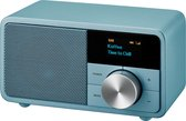 Sangean DDR-7 Tafelradio met DAB+ en FM - Sleep Timer en Bluetooth functie - Blauw