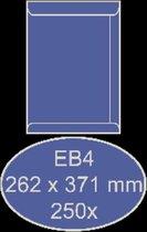 Envelop quantore akte eb4 262 x 371 100 gr bruinkraft