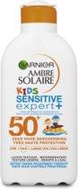 Garnier Ambre Solaire Resisto Kids Zonnebrandcrème SPF 50+ - 200 ml - Hypoallergeen