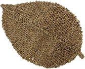 Zeegras Muurdecoratie Blad (50 cm)