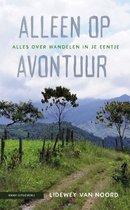 Boek cover Alleen op avontuur van Lidewey van Noord (Paperback)