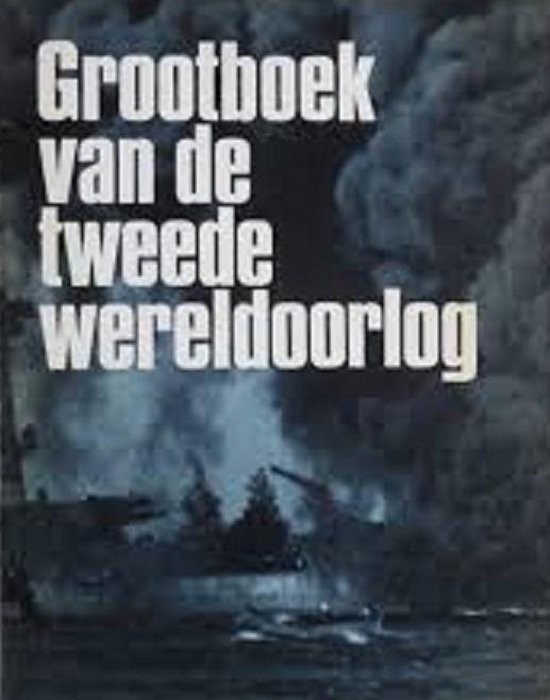 Grootboek van de tweede wereldoorlog - none  