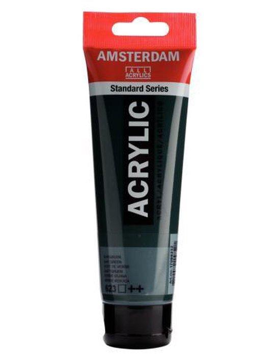 Amsterdam Standard Acrylverf 120ml 623 Sapgroen
