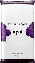 Acai pulp bevroren fruit puree 6KG (60x100gr) - Premium Quality