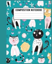 Composition Notebook: Can be used as a notebook for girls, notebook for kids, suitable for boys, girls