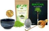 Matcha Thee Starters Kit - Alles wat u nodig heeft om dé perfecte Matcha te drinken!