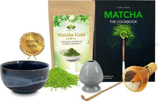 Matcha Thee Starters Kit - Alles wat u nodig heeft om dé perfecte Matcha te drinken! NEW YEAR SALE