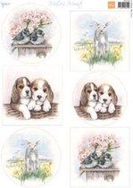 Marianne Design • Decoupage Mattie's mooiste spring 10 vel