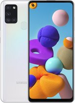 Samsung Galaxy A21s - 64GB - Wit