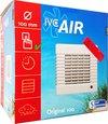 IVC Air ventilator | Original 100 | Ø 100 mm | capaciteit 98 m³ / uur | geschikt voor ruimtes tot 10 m² | wit